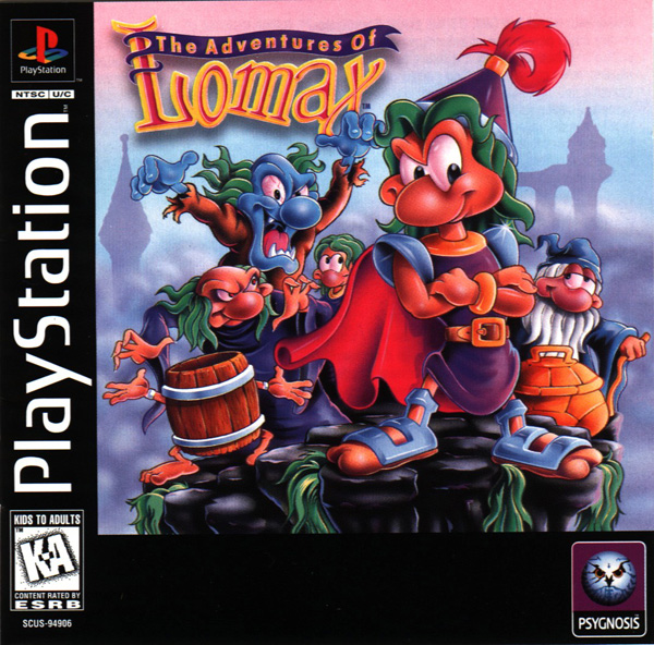 download Adventures Of Lomax, The PS1